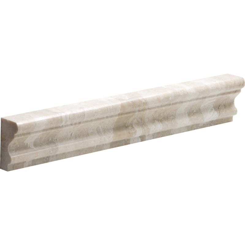 Diana Royal Polished 2x12 Andorra Marble Mouldings