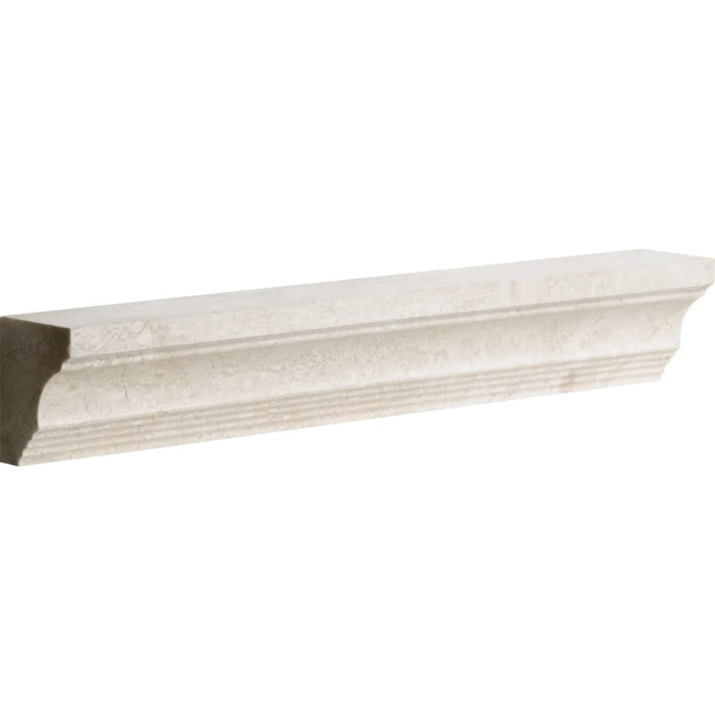 Diana Royal Polished 2x12 Cornice Marble Mouldings