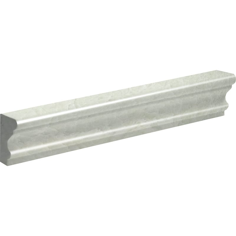 Ming Green Polished Andorra Marble Moldings 2×12