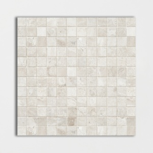 Diana Royal Honed 1x1 Marble Mosaics 12x12