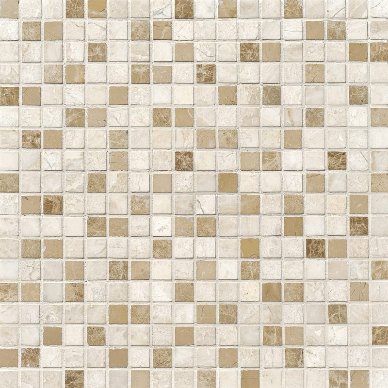 large or small tiles