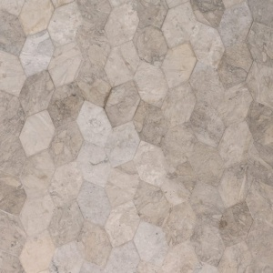 Britannia Honed Autumn Leaf Limestone Mosaics 11 13/16x13 9/16
