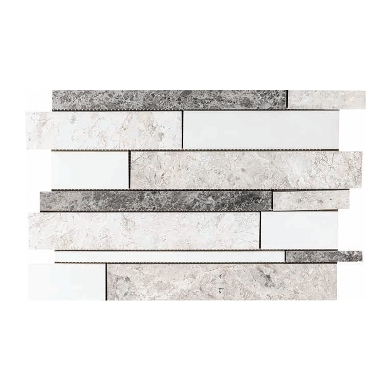 Granada Polished Slides Marble Mosaics 11×17