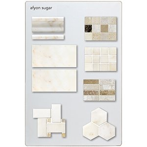 Afyon Sugar Polished Marketing Tool Stringer Boards 12x18