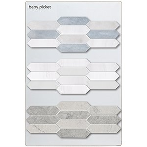 Various Baby Picket Marketing Tool Stringer Boards 12x18