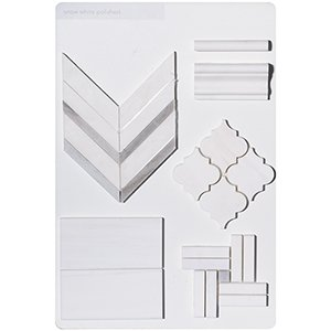 Snow White 1 Polished Marketing Tool Stringer Boards 12x18