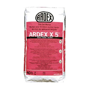 X 5 Tile Setting Materials Mortars&tile Adhesives Custom
