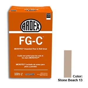 Stone Beach Tile Setting Materials Fg-c Unsanded Grout Custom
