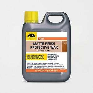 Matt Look Protective Wax Tile Care&maintenance Finishing Products Custom