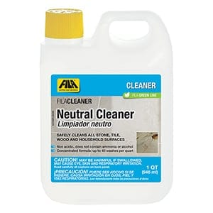 Neutral Qt Tile Care&maintenance Cleaners Custom