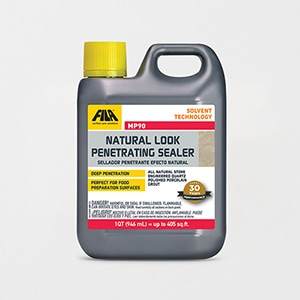 Natural Look Penetrating Sealer Qt Tile Care&maintenance Protectors Custom