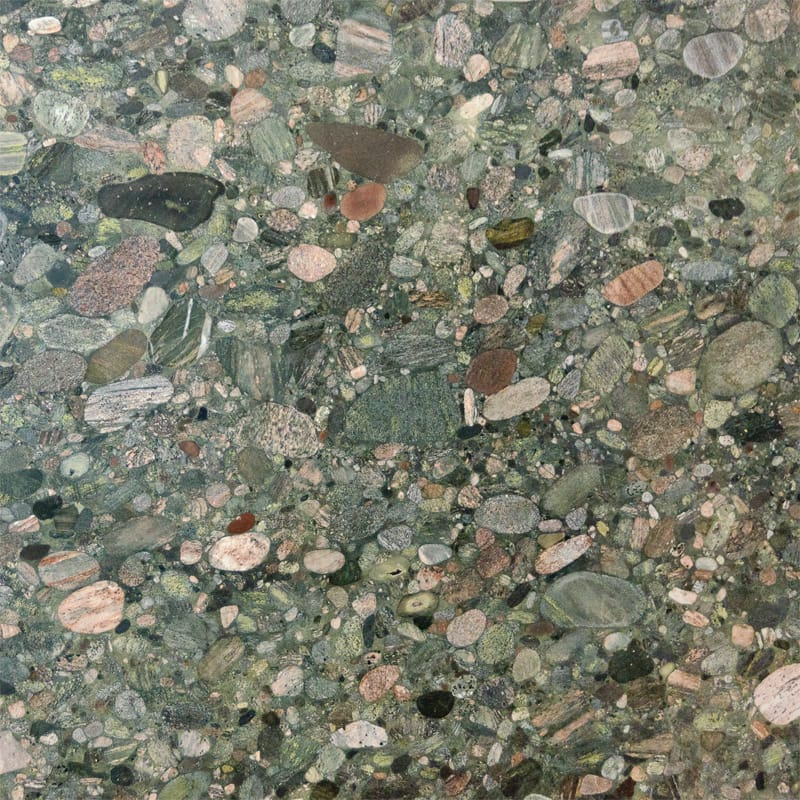 Verde Marinace Polished Granite Slab Random 1 1 4