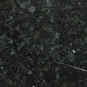 Volga Blue Polished Granite Slab Random 1 1/4