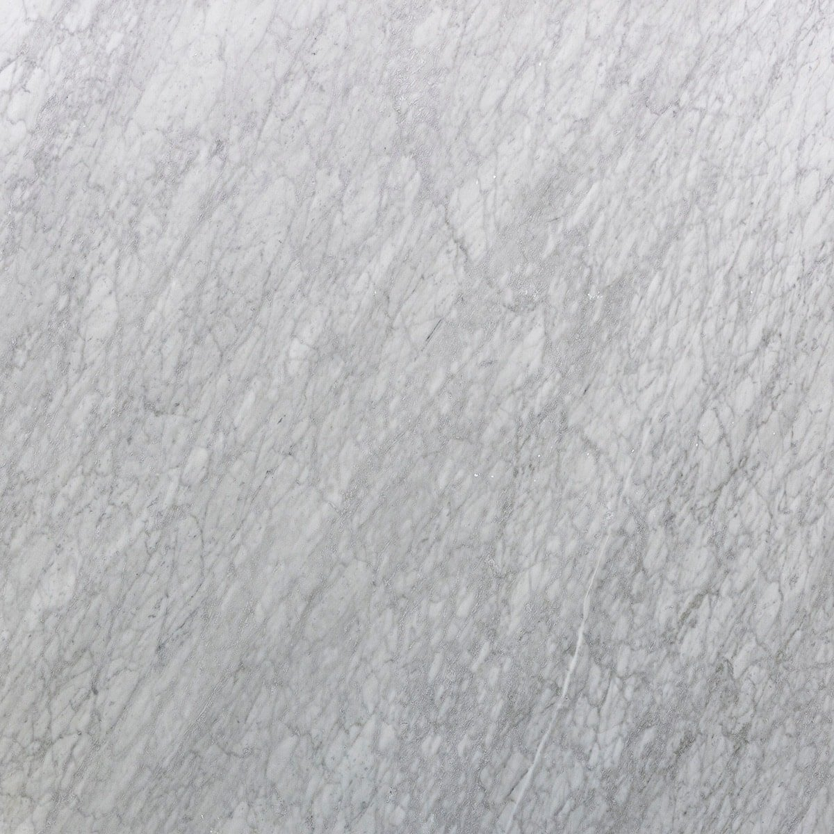White Carrara Honed Marble Slab Random 1 1 4