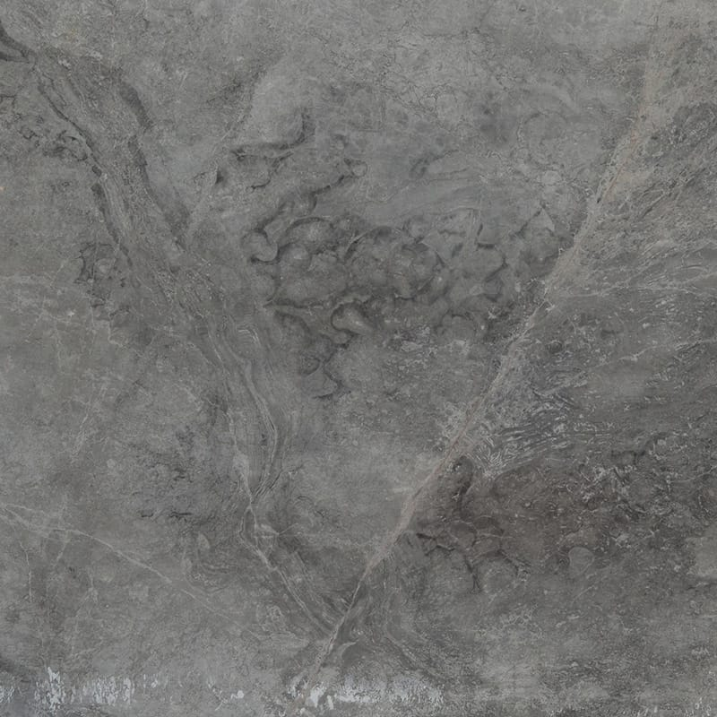 Baltic Gray Polished Random 3/4 Marble Slab