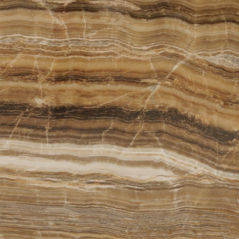 Caramel Onyx Vein Cut Polished Onyx Slab Random 1 1 4