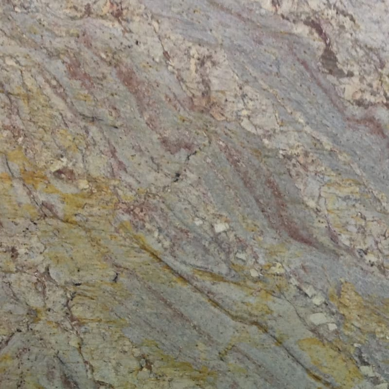 Typhoon Bordeaux Polished Granite Slab Random 1 1 4