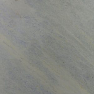 Sky Blue Polished Marble Slab Random 1 1/4