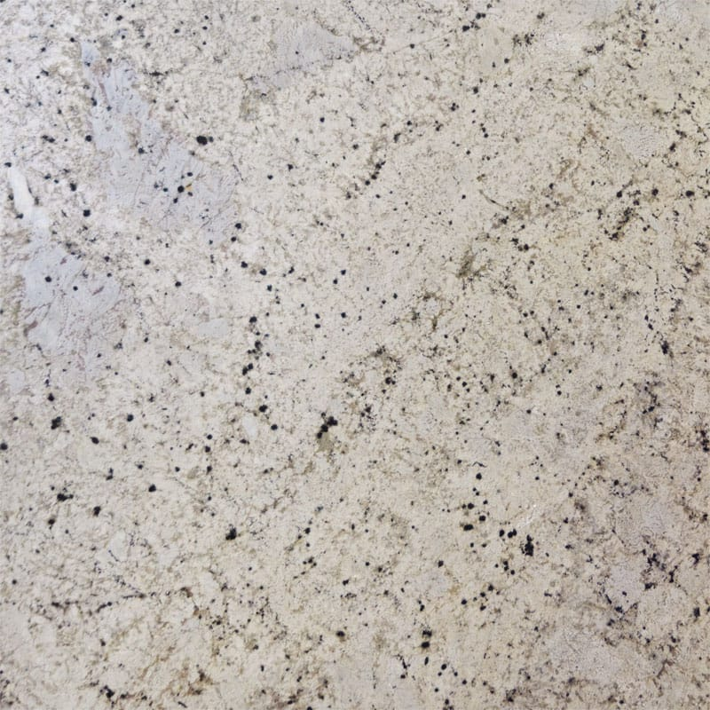 White Spring Polished Granite Slab Random 1 1 4 Marble