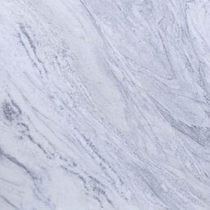 Ostras Blanco Polished Marble Slab Random 1 1/4