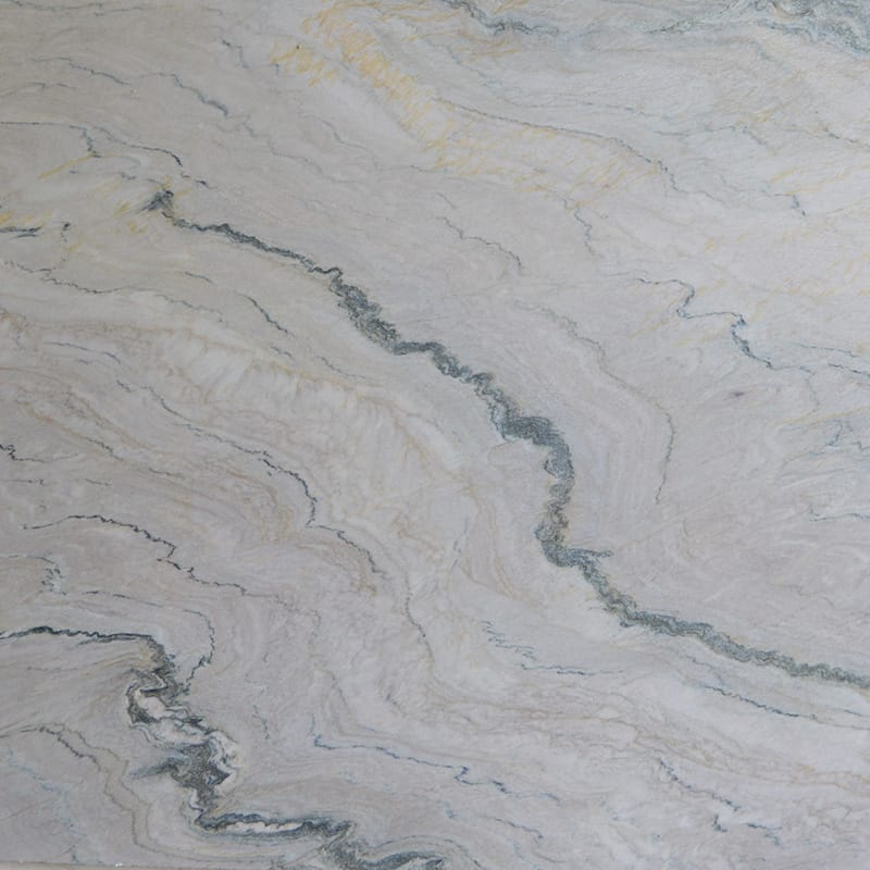 Macaubas Fantasy Polished Quartzite Slab Random 1 1 4