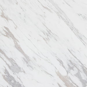 Volakas Polished Marble Slab Random 1 1/4