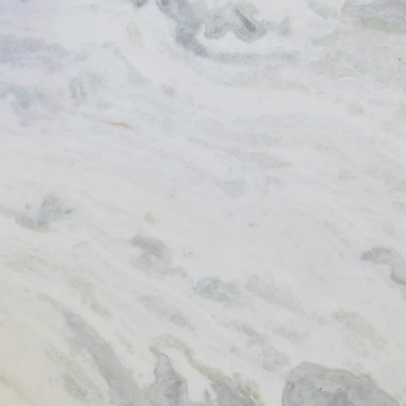 Everest White Polished Soft Quartzite Slab Random 1 1 4