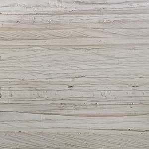 White Mustang Polished Quartzite Slab Random 1 1/4