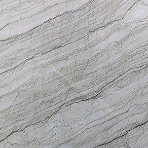 Steel Blue Polished Quartzite Slab Random 1 1/4