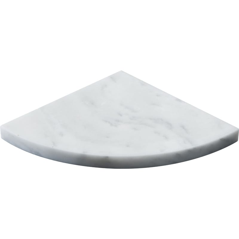 Avalon Polished 8x8 Corner Shelf Marble Corner Shelves