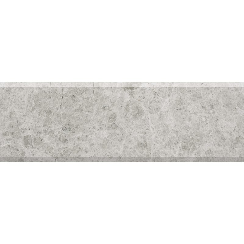 Silver Shadow Polished 4x36 Threshold Marble Thresholds