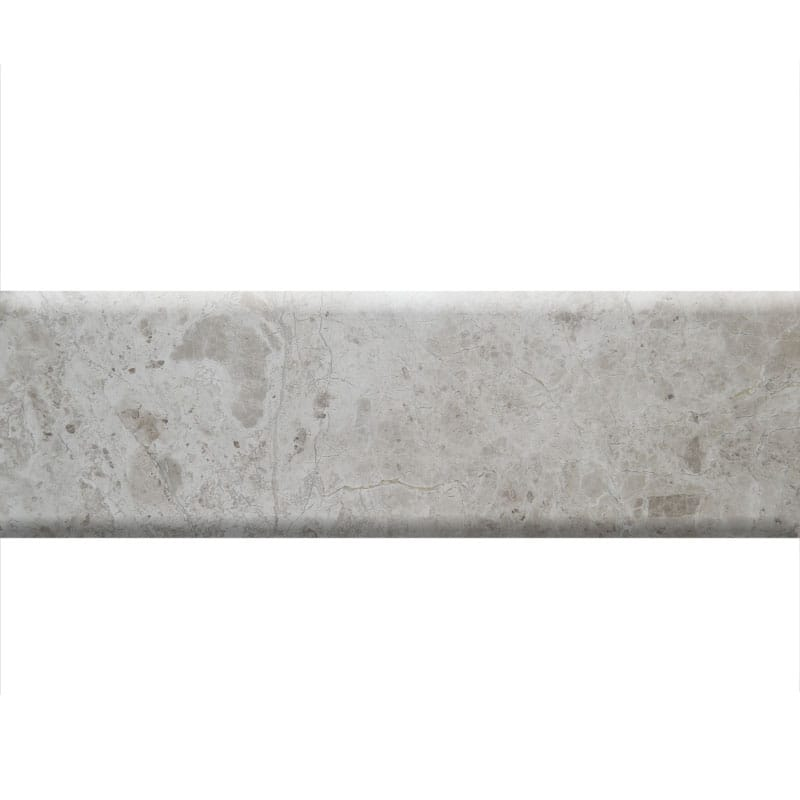 Silver Shadow Polished Marble Thresholds 6×18