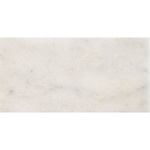 Glacier Honed Marble Thresholds 6x12