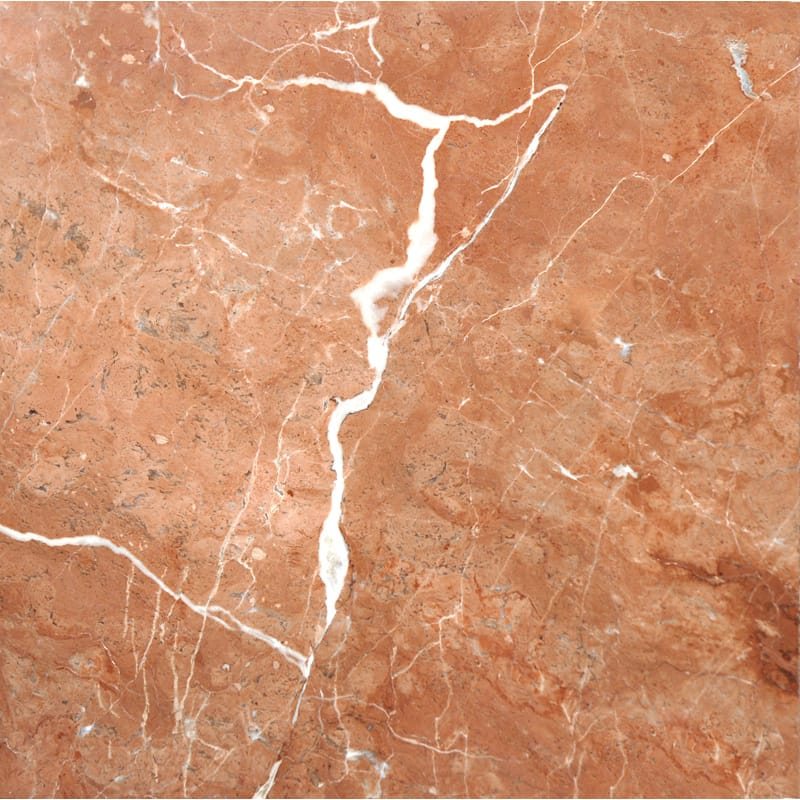 Rojo Alicante Polished Marble Tiles