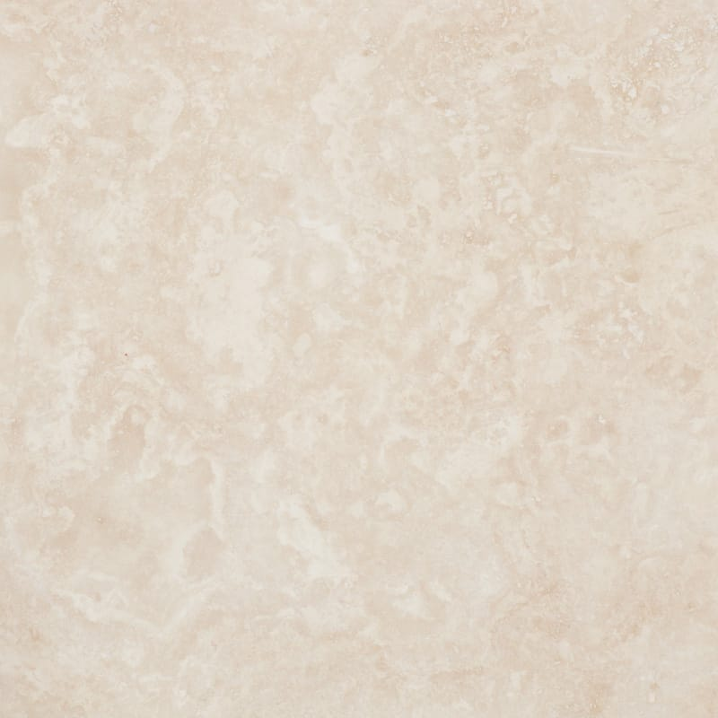 Ivory Light Honed Amp Filled Travertine Tiles 18x18 Marble
