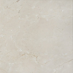 Crema Marfil 3/4 Polished Marble Tiles 24x24