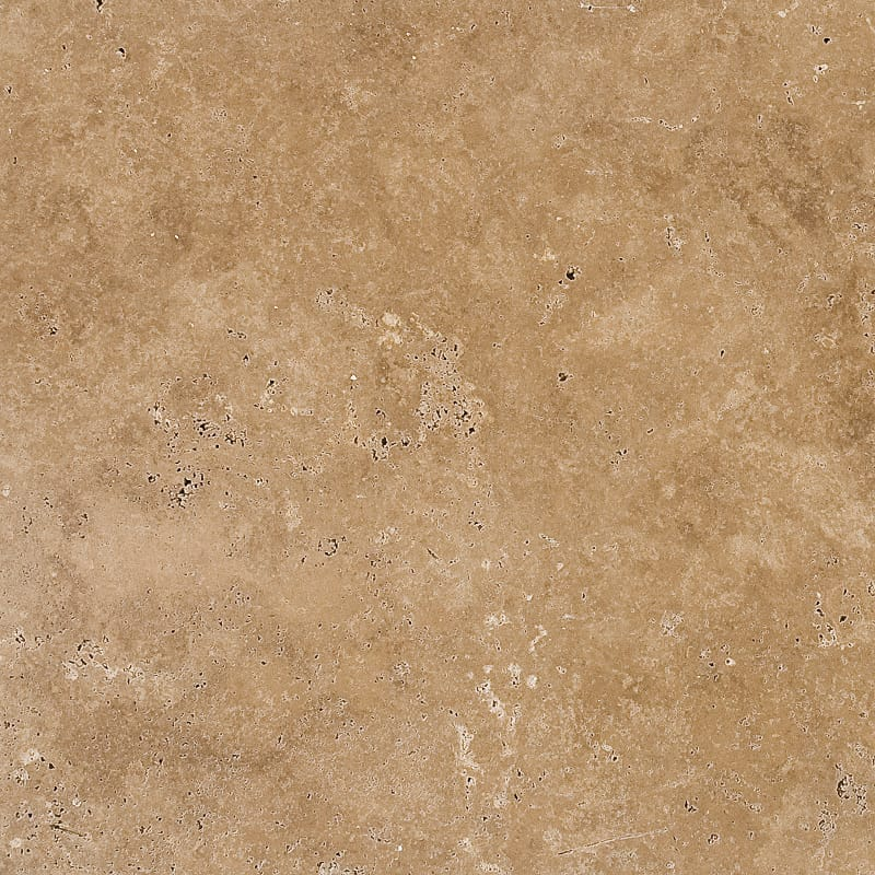 Walnut Dark Honed&unfilled Travertine Tiles