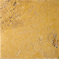 Golden Sienna Antiqued Travertine Tiles 18x18