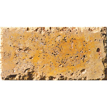 Golden Sienna Chiselled Travertine Tiles