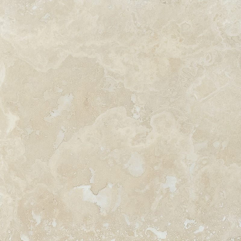 Ivory Light Honed Filled Travertine Tiles 18x18: Ivory Light Std Honed&filled Travertine Tiles 24x24