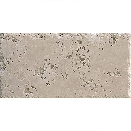 Ivory Chiselled Travertine Tiles