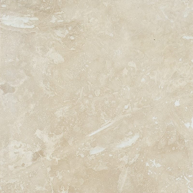 Ivory Light Std Honed&filled Travertine Tiles