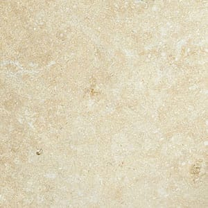 Seashell Honed Limestone Tiles 18x18