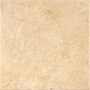 Seashell Antiqued Limestone Tiles 12x12