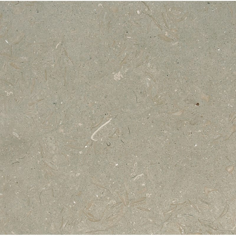 Olive green honed limestone tiles 18x18 marble system inc