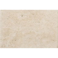 Ivory Antiqued Travertine Tiles 16x24
