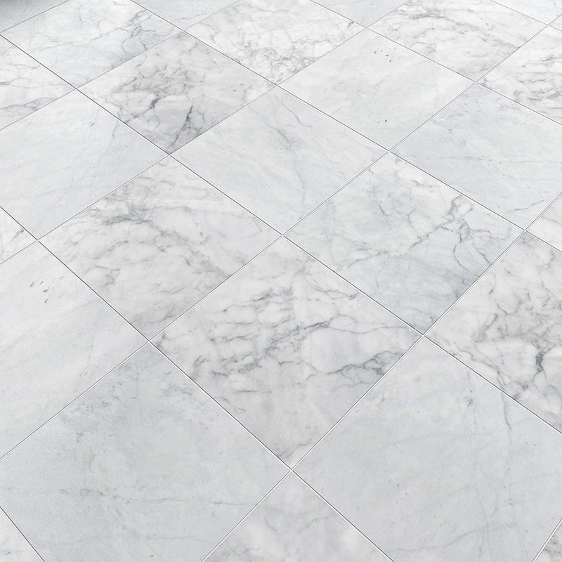 Avenza honed marble tiles 12x12 marble system inc for 12x12 marble floor tiles
