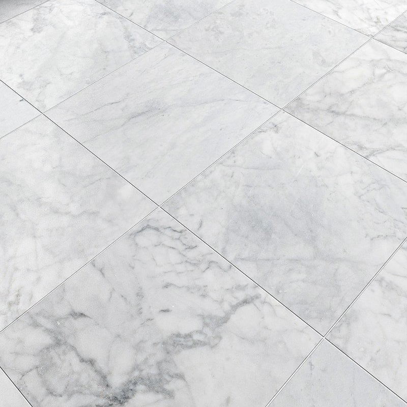 Avenza honed marble tiles 18x18 marble system inc for 18 x 18 marble floor tile