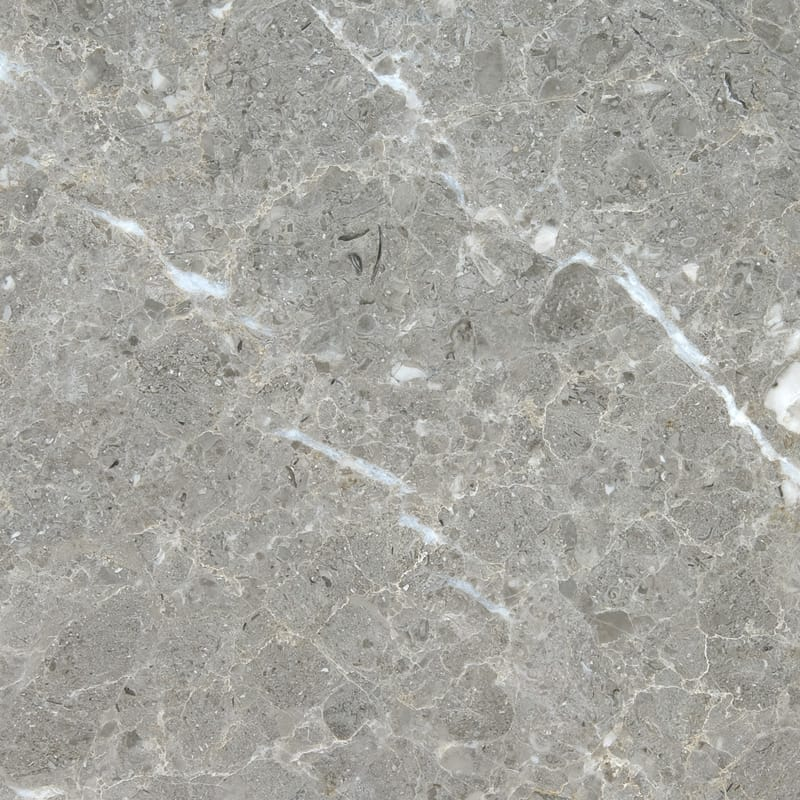 Silver Drop Polished Marble Tiles 12×12