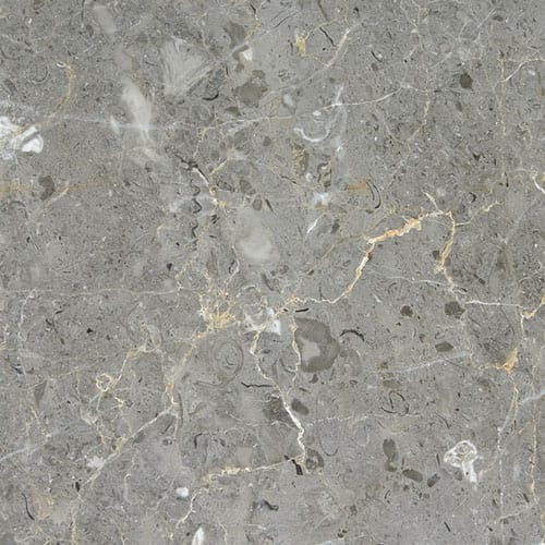Silver Drop Polished Marble Tiles 18x18